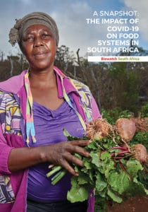 Cover-Biowatch_Snapshot _Impact of COVID-19 on food systems in SA