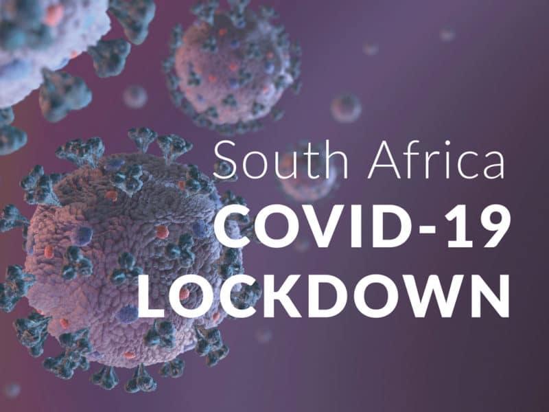Biowatch COVID-19 lockdown announcement