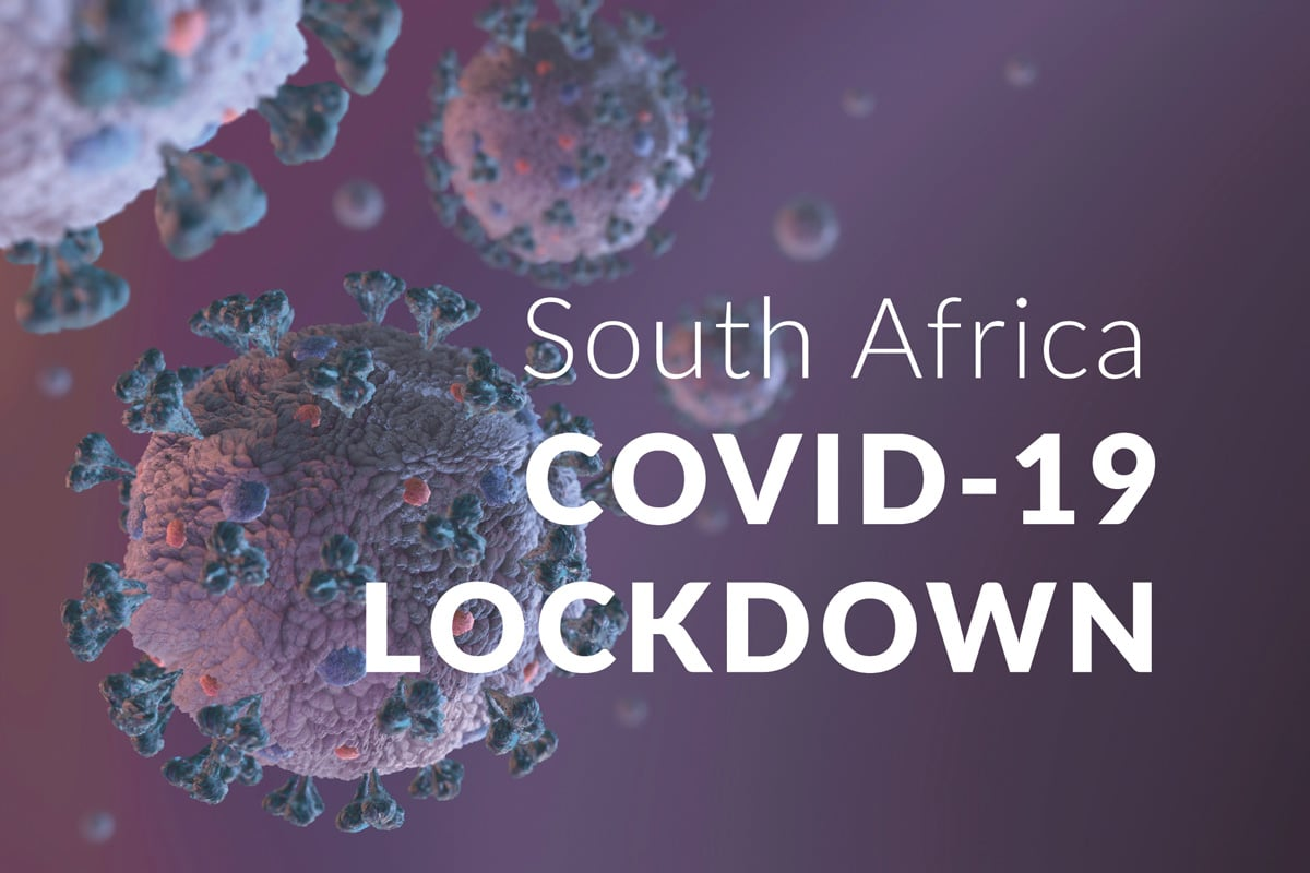 Biowatch COVID-19 lockdown announcement