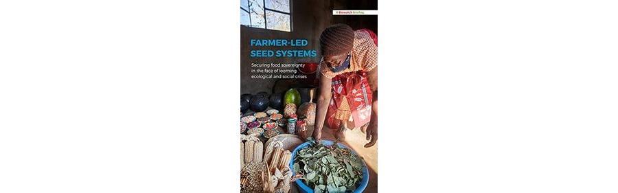 Biowatch Briefing: Farmer-led seed systems